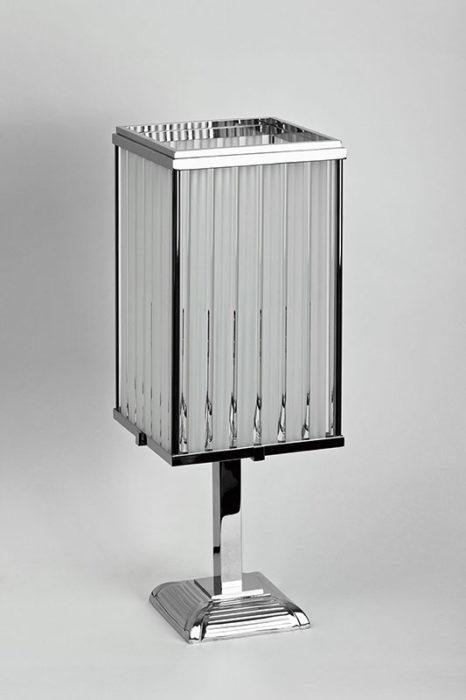 Tischleuchte TL-B24, H.54 x B.19 x T.19 cm, 1x E14