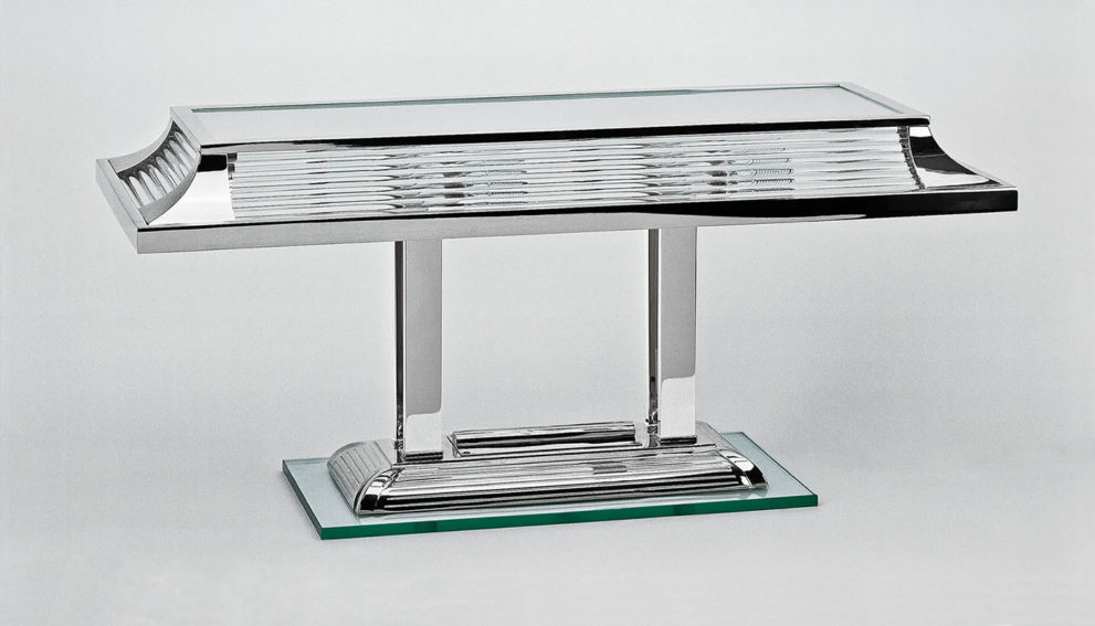 Tischleuchte TL14, L.70 x B.30 x H.40 cm, 4x E14