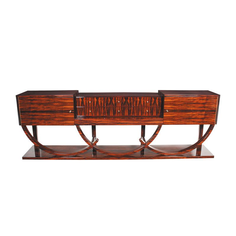 Sideboard SB038. B.300 x T.55 x H.100 cm