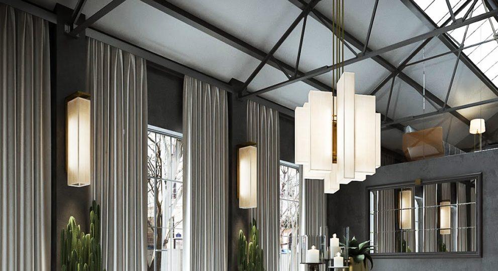 Art Deco Beleuchtung Header