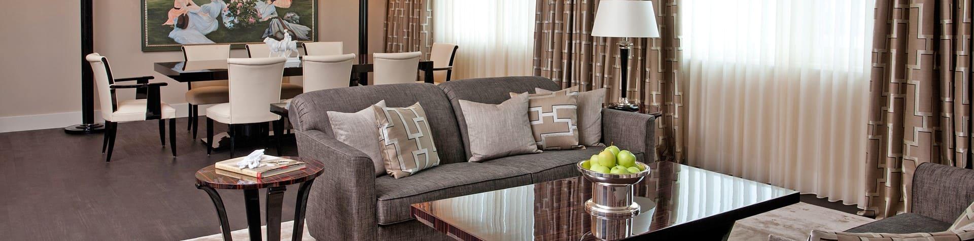 Wohnzimmer Inspiration Art Deco