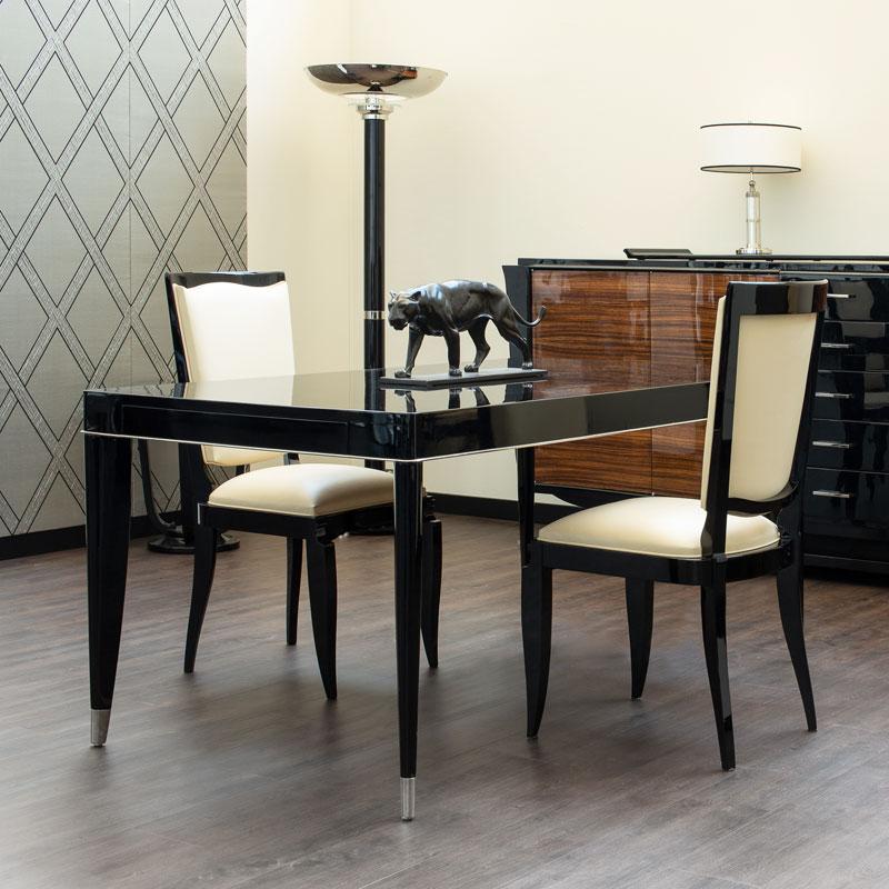 Inspiration Tisch, Stühle und Sideboard