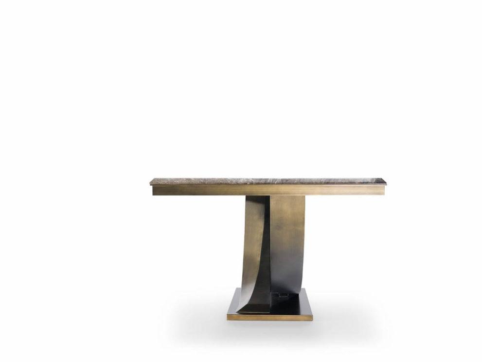 Konferenztisch/ Esstisch HAUSSMANN L.240 x B.110 xH.76 cm