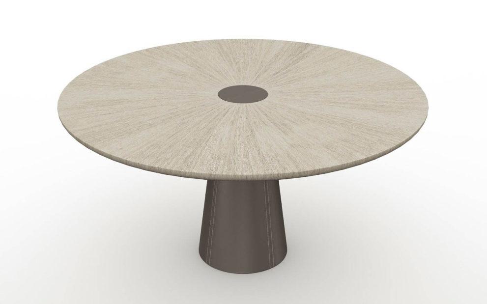 Konferenztisch/ Esstisch CORNEILLE rund
