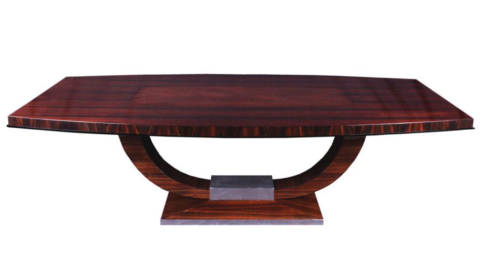 Konferenztisch/ Esstisch T004, L.250 x B.130 x H.77 cm
