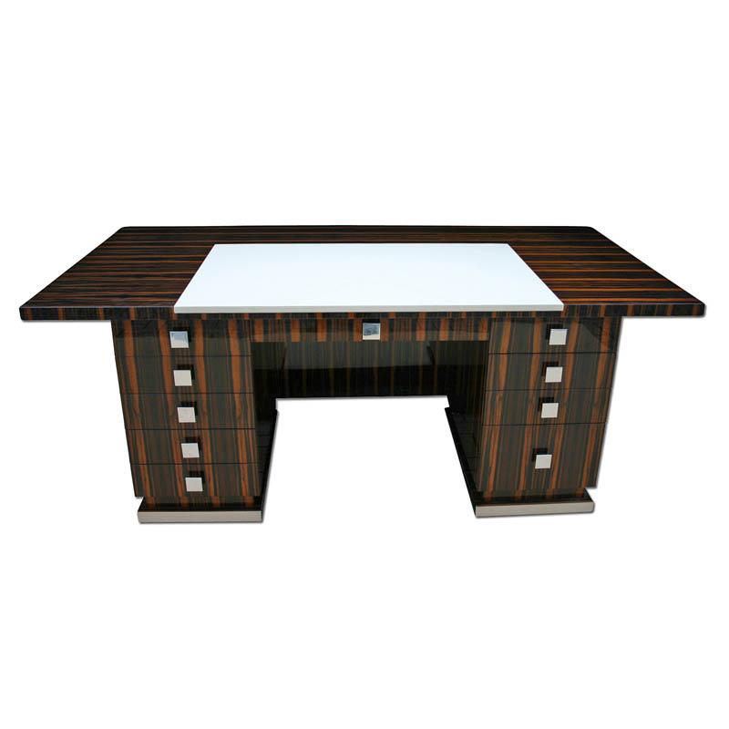 Schreibtisch D011. B.200 x T.100 x H.78