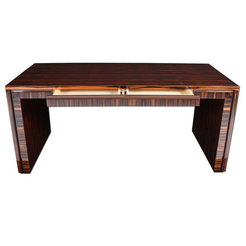 Schreibtisch D029. B.200 x T.100 x H.78 cm