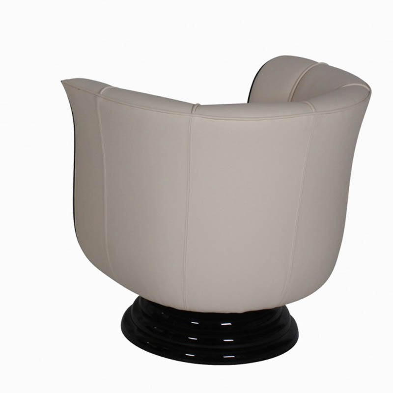 Drehbarer Sessel S004. B77 x T.70 x H.75 cm