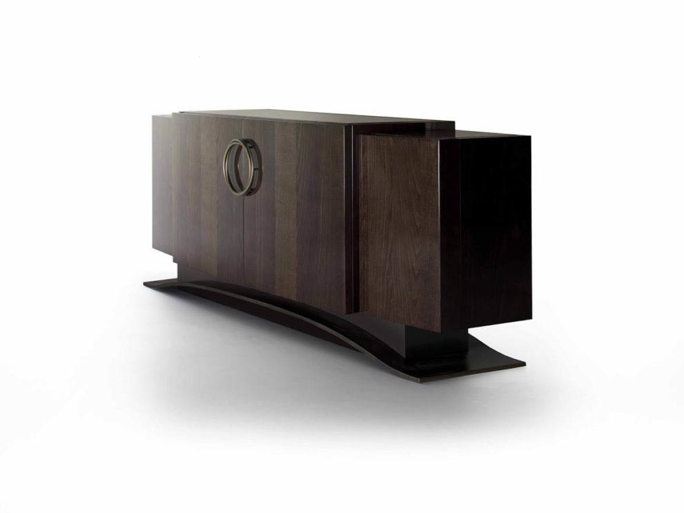 Sideboard HAUSSMANN. B.240 x T.54 x H.88 cm
