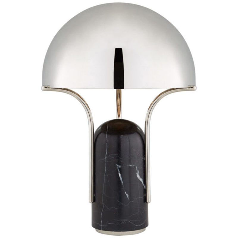 Tischleuchte Marmor TL3920. H.56 x D.38 cm. 3x E14