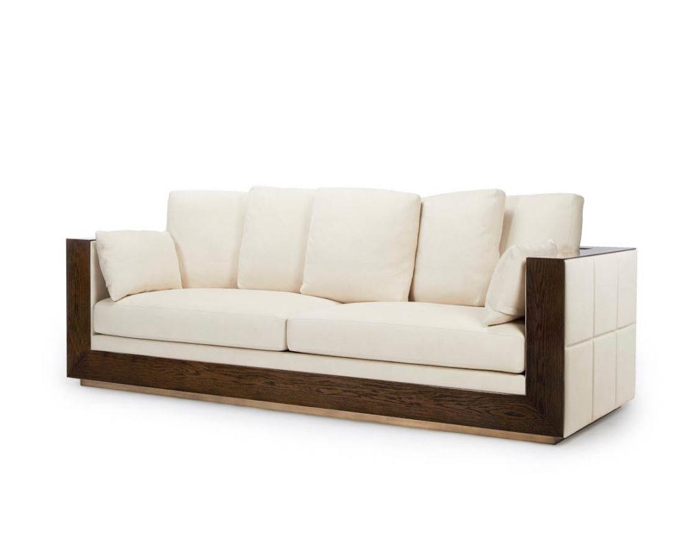 Sofa PALACE-ICONIC. B.200/ 230/ 250/ 280 x T.100 x H.70 cm