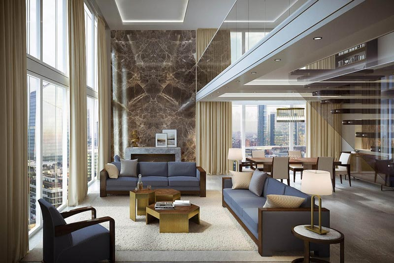 Sofa CHARLESTON-ICONIC. B.170/ 200/ 220/ 240 x T.100 x H.84 cm