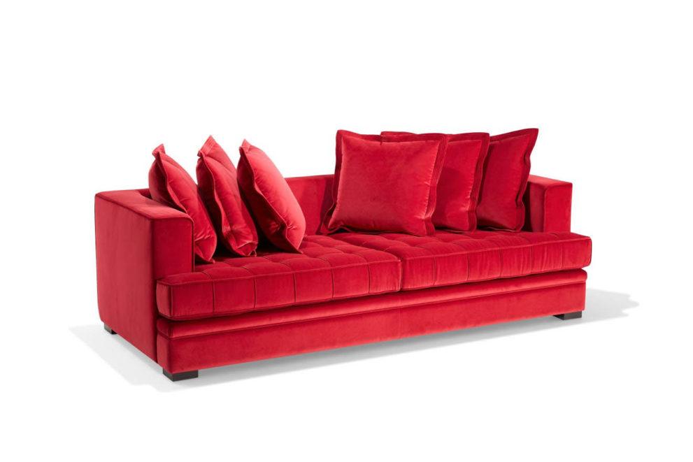 Sofa LAURIC-ICONIC. B.200/ 230/ 250/ 280 x T.100 x H.70 cm