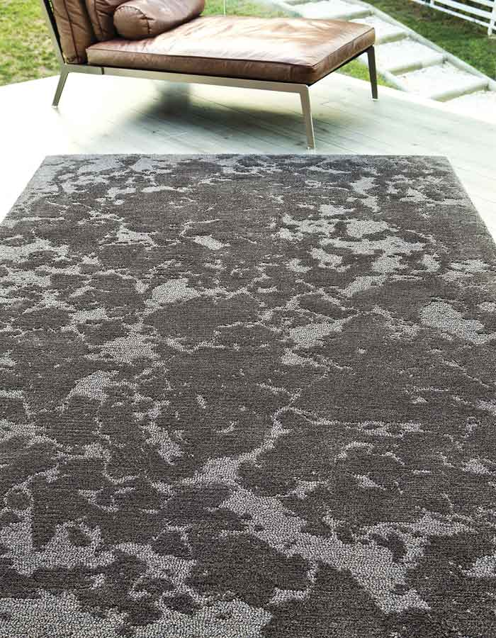 STEPEVI-Teppich BLENDED SILK. Verschiedene Farben und Maße nach Wunsch.