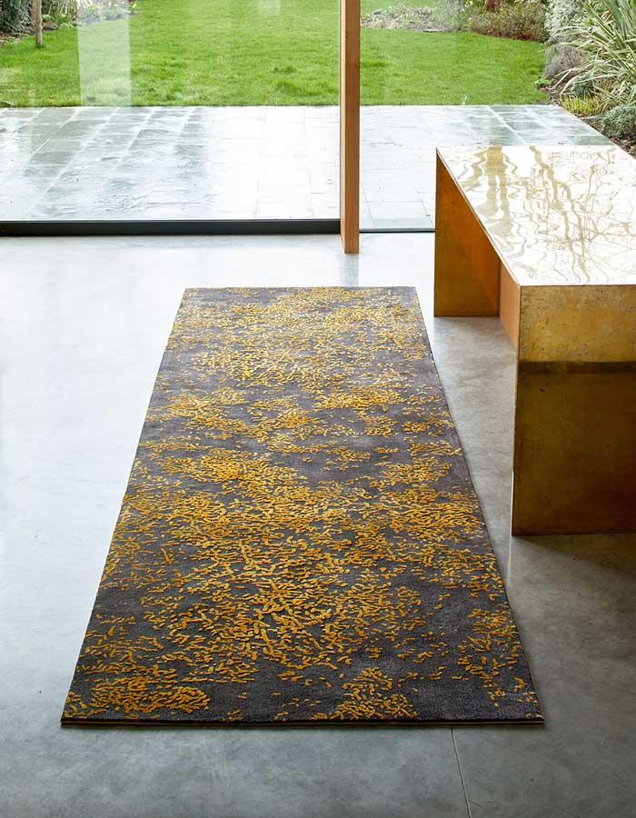 STEPEVI-Teppich BLOSSOM. Verschiedene Qualitäten, Farben und Maße nach Wunsch.