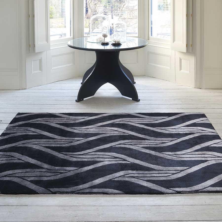 STEPEVI-Teppich VIBRATION. Verschiedene Qualitäten, Farben und Maße nach Wunsch.