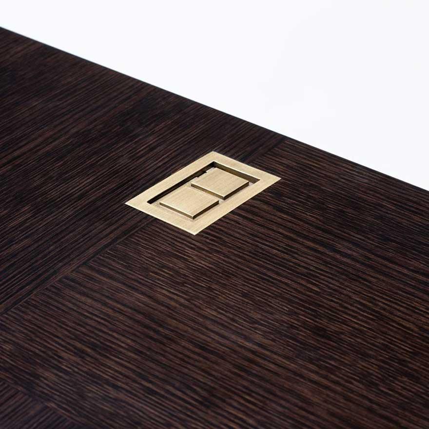 Schreibtisch Conti-SG Detail 880x880