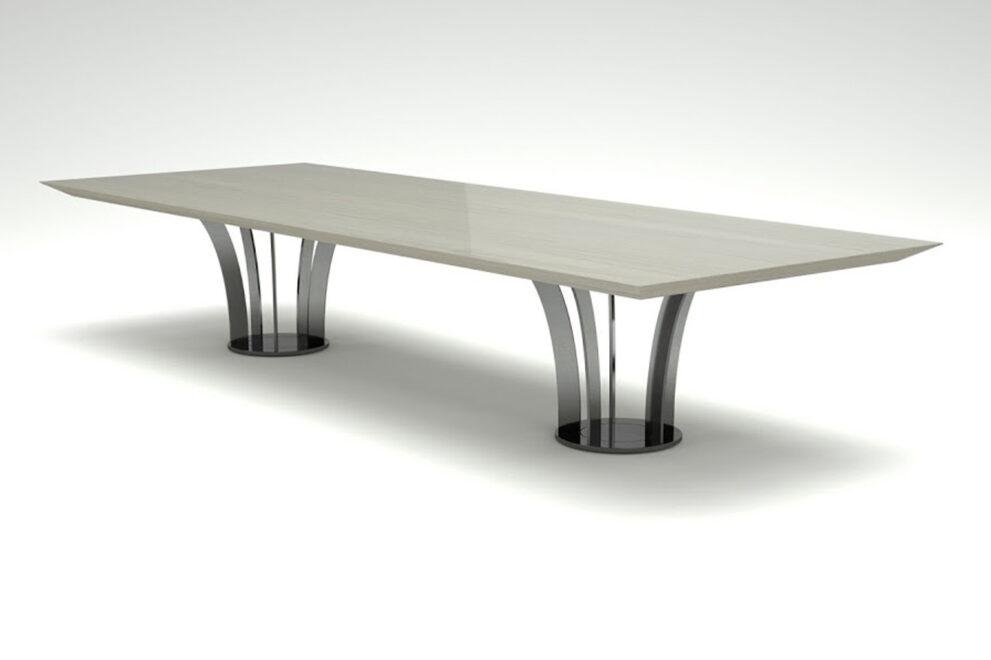 Konferenztisch/ Esstisch PARIS rechteckig