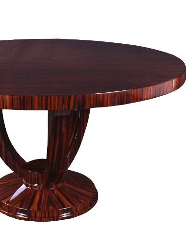 Konferenztisch/ Esstisch T002. D.144 x H76 cm