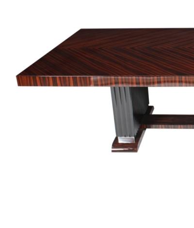 Konferenztisch / Esstisch T012. L.300 x B.130 x H.78 cm