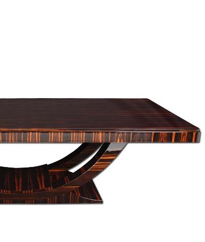 Konferenztisch / Esstisch T020. L.300 x B.130 x H.78 cm
