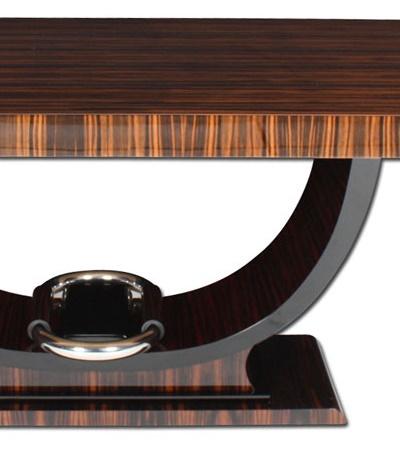 Konferenztisch / Esstisch T049. L.220 x B.110 x H.78 cm