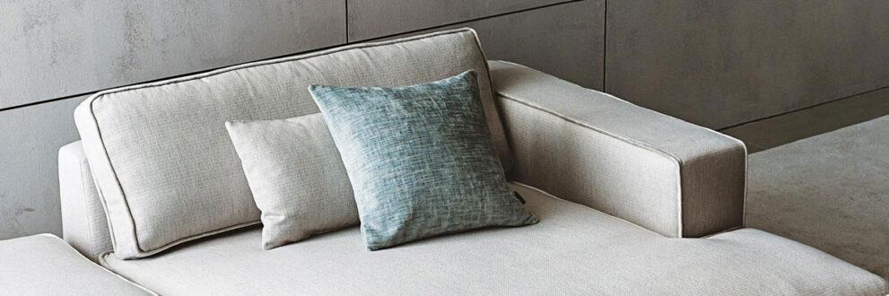 Sofagruppe SUITE, Detail