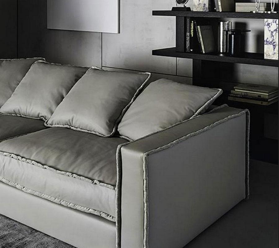 Sofa PILLOPIPE, Detail