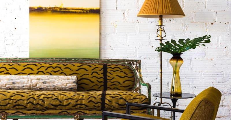 Wohnzimmerideen mit Stoffen von Jim Thompson