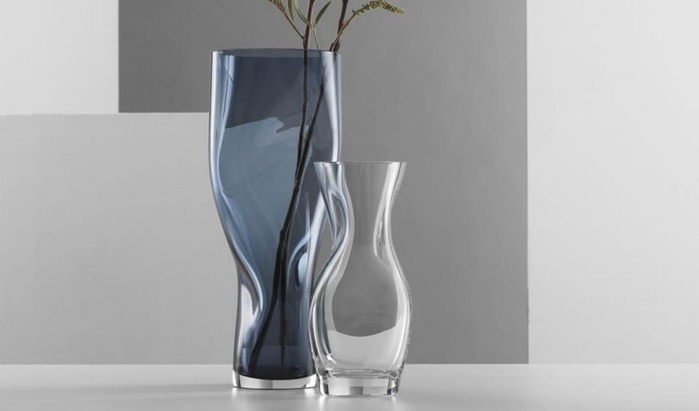 Vasen aus Glas von Orrefors