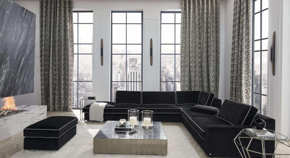 Wohnraum Inspiration Art Deco