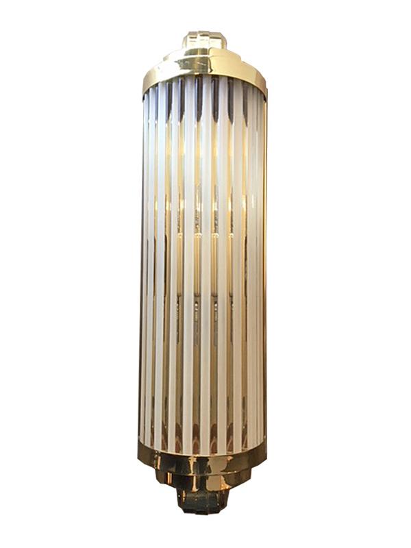 Wandleuchte WL18-small, H.57 x B.15 x T.9,5 cm, 2x E14