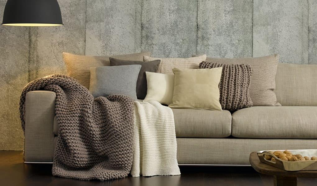 Wohnzimmer Textilien von LUIZ