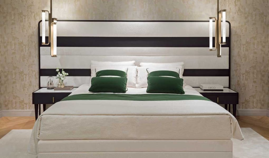 Schlafzimmer Inspiration by Oasis Group