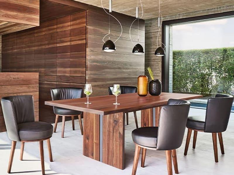 Bielefelder Werkstätten Tische in Holz