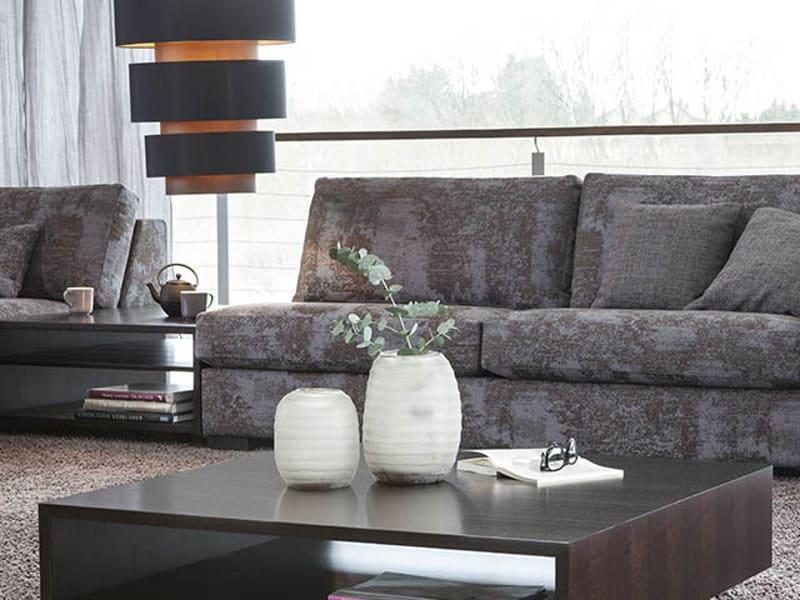 Bielefelder Werkstätten Sofa in dunkle Stil