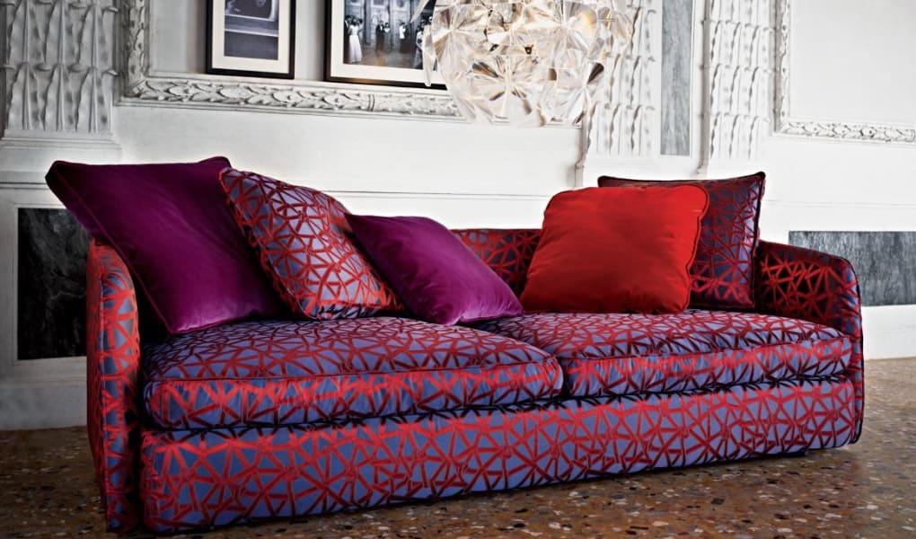 Sytlisches Sofa von Rubelli
