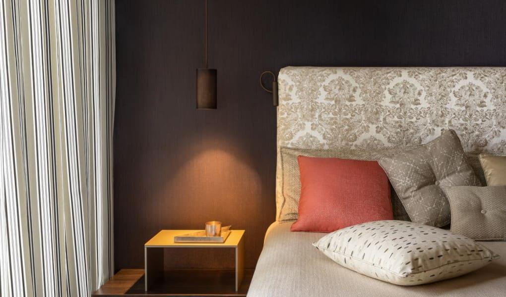 Stoffe für Ihr Schlafzimmer von Rubelli
