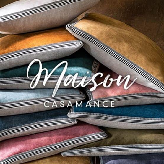 Kissenkollektion CASAMANCE MAISON
