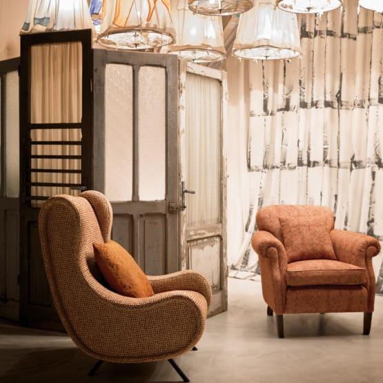 Möbel und Accessoires von Rubelli