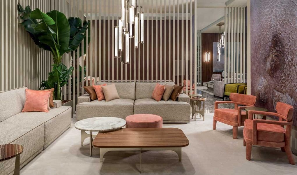 Wohnbereich Inspiration - Oasis Group